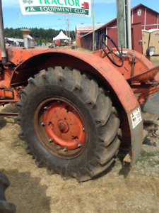Wanted  wheel weights for LA Case tractor