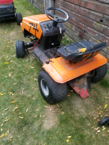 Mtd parts mower or good engine