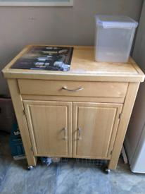 Kitchen Trolley & Storage