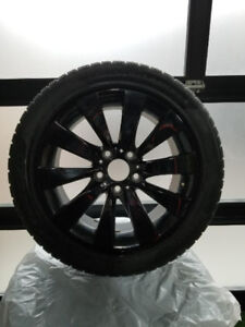 225/50R17 Winter BMW Runflats with BMW Mags