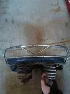 FOR SALE:  Vintage Motorcycle Seat Stratford Kitchener Area image 4