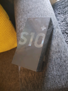 S10 + IN BOX BRAND NEW