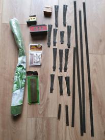 Model railway N gauge accessories