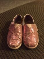 Girls BOBS from Skechers Shoes Sz 9