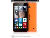 Microsoft Lumia 640 lte on o2