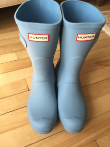 Hunter boots | Bottes Hunter