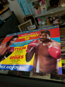 1988 Mike Tyson Fall 1988 Super Fight Color Specials