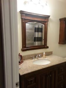Mirror for vanity Peterborough Peterborough Area image 2