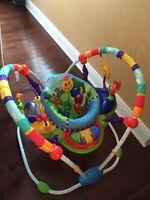 Baby Einstein - exerciseur - module de jeu - avec boite