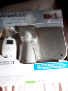 Angelcare Monitor system