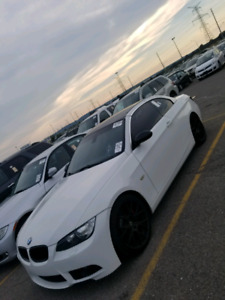 2007 BMW 335I Convertivle RED Leather 6 Speed CALL NOW