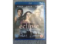 The twilight saga eclipse blu-Ray BRAND NEW!!!!