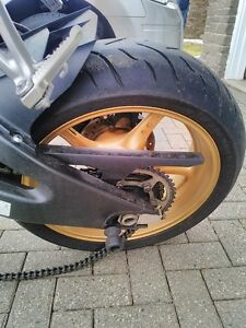 YAHAHA R6R 2008 2014 REAR SETS DRIVERS AND PASSANGER FOOT PEGS Windsor Region Ontario image 6