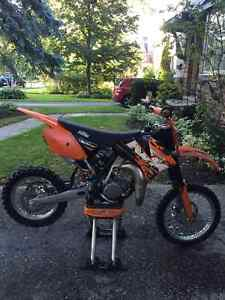 2008 KTM 85sx Very Good Condition! Send reasonable offer/TRADE