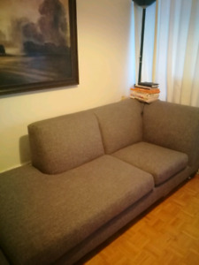 L shape Fabric Couch