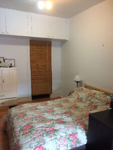 Sublet for May to August