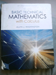 Calculus Textbook - $100