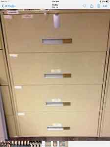 4 drawer Lateral File Cabinet(s) St. John's Newfoundland image 2