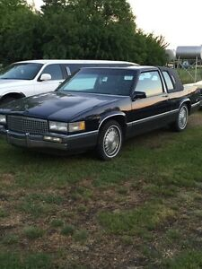 1989 Cadillac Coup DeVille 105000 miles