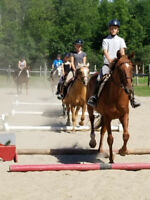March Break Horseback Riding Camp On Sale Now