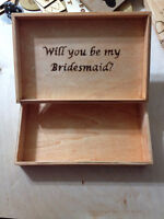 Gift Boxes for your Bridal Party!