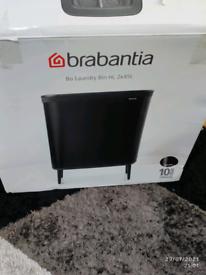 Brabantia Double 45l laundry bin