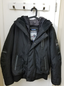 Point Zero Canadian Edition water resistant winter jacket, New