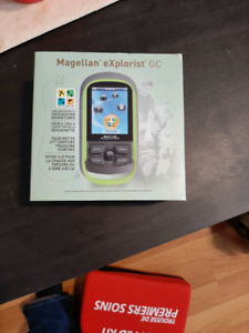 Magellan exploits GC  GPS