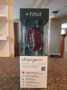 BRAND NEW FitBit ChargeHR ($100 OBO)