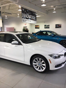 Take over lease for 2017 Jan BMW 320i AWD