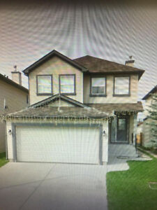 Two Storey house with Garage for rent in Martha's Meadow NE