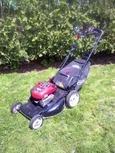 Lawnmower - Craftsman - 6.75hp  - Almost new - MUST Sell !