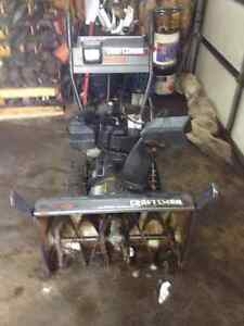 Small Engine Repairs , new & used parts