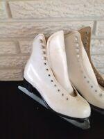 Ice skated