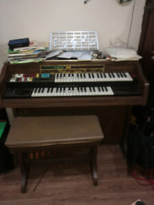 thompson organ