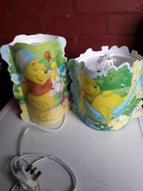 Children's lamp set