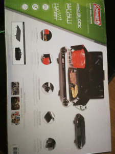 New in box Coleman Camp Grill/Stove