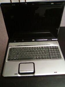 HP DV9000, 17po, Intel Core 2 Duo