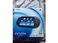 Ps vita wifi-3G with Rachet and clank trilogy
