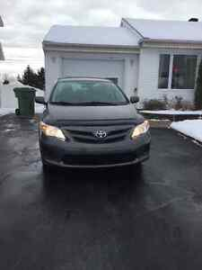 2013 Toyota Corolla Berline Saguenay Saguenay-Lac-Saint-Jean image 6