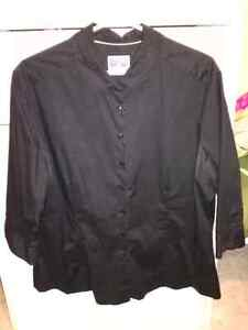 4 BUTTON UP TOPS - LG/XLG!! Kitchener / Waterloo Kitchener Area image 4