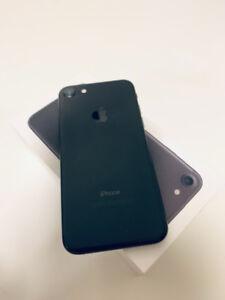 Unlocked iPhone 7 128Gb black