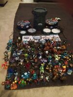 Skylanders for sale.  Well over 80 for sale, many rare.