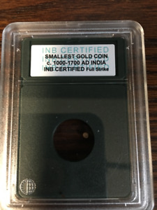 Smallest Gold Coin India