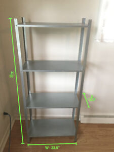 Ikea (multiple) Shelving Units For Sale