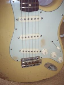 MJT relic Stratocaster Windsor Region Ontario image 3