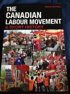 The Canadian labour movement