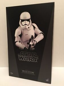 STAR WARS HOT TOYS FIRST ORDER STORMTROOPER  London Ontario image 1