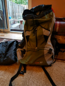80lb Obusform Backpack.