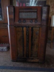 RCA victor 1958 Radio